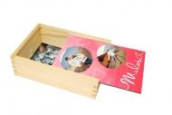 Pudełko, Miłość, 12x17 cm