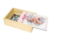 Pudełko, Nasze maleństwo, 12x17 cm