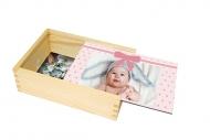 Pudełko, Nasze maleństwo, 17x12 cm