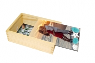 Pudełko, Wakacyjna Pamiątka, 12x17 cm
