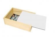 Pudełko, Pusty szablon, 12x17 cm