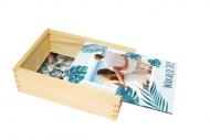 Pudełko, Tropikalna przygoda, 12x17 cm