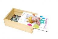 Pudełko, Urodziny, 12x17 cm