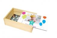 Pudełko, Urodziny, 17x12 cm