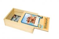 Pudełko, Wakacje, 12x17 cm