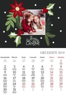 Kalendarz, Elegancki, 30x40 cm
