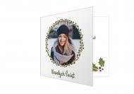 Fotokartki Najpiękniejsze święta, 14x14 cm