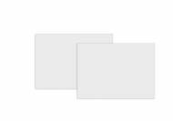 Fotokartki Pusty szablon, 20x15 cm
