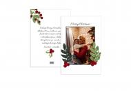 Fotokartki Świąteczna, 15X20 cm