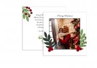 Fotokartki Świąteczna, 14x14 cm