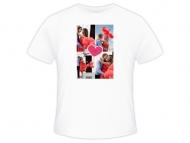 Koszulka męska, Miłość