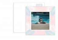 Fotokartki Pocztówka - Summer, 14x14 cm