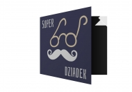 Fotokartki Super Dziadek, 14x14 cm