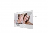 Fotokartki Dla Kochanej Babci, 15x10 cm