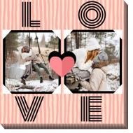 Obraz, Insta Love, 30x30 cm