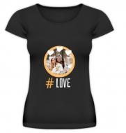 Koszulka damska, Insta Love