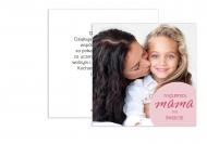 Fotokartki Najlepsza mama, 14x14 cm