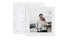 Fotokartki Dla Nowożeńców, 14x14 cm