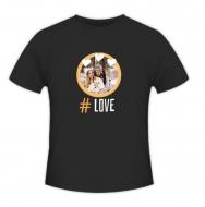 Koszulka męska, Insta Love