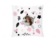 Poduszka, bawełna, Simple, 25x25 cm