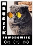 Plakat, Mruczek Zawodowiec, 30x40 cm