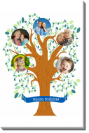 Obraz, Drzewo rodzinne, 60x80 cm