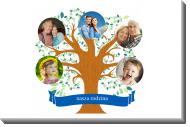 Obraz, Drzewo rodzinne, 80x60 cm
