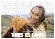 Puzzle, This is Love, 60 elementów