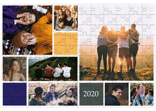 Puzzle, Nowoczesny, 240 elementów