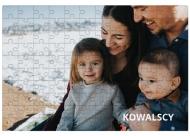Puzzle magnetyczne, Rodzinka, 60 elementów