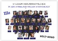 Plakat, Tablo dla maturzystów, 70x50 cm