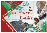 Puzzle, Włoska plaża, 60 elementów