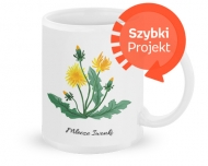 Kubek, Polne kwiaty