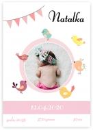 Plakat, Metryczka, 30x40 cm