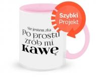 Kubek, Zrób mi kawę