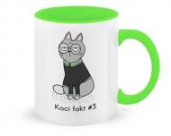 Kubek, Koci fakt #3