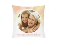 Poduszka, bawełna, Kochanej Babci, 25x25 cm