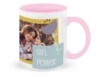 Kubek, Girl power
