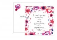 Fotokartki Pozytywne myśli, 14x14 cm