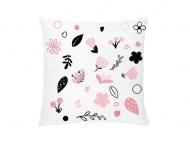 Poduszka, bawełna, Simple pattern, 25x25 cm