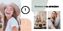 Fotoksiążka 12 powodów, dla których jesteś najlepszą przyjaciółką, 20x20 cm