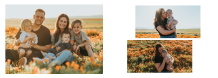 Fotoksiążka Twój Projekt Rodzinny, 30x20 cm