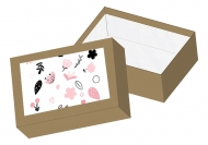 Pudełko kartonowe, Simple, 15x11 cm
