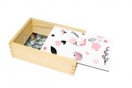 Pudełko, Simple, 12x17 cm