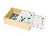 Pudełko, Spring vibes, 12x17 cm