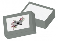 Pudełko kartonowe, Dla fotografa, 15x11 cm