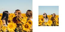 Fotoksiążka Kwadratowe zdjęcia, 30x30 cm