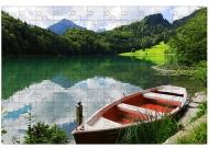 Puzzle, Jezioro, 600 elementów