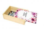 Pudełko, Wspomnienia, 12x17 cm