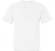 Koszulka męska, Pusty szablon